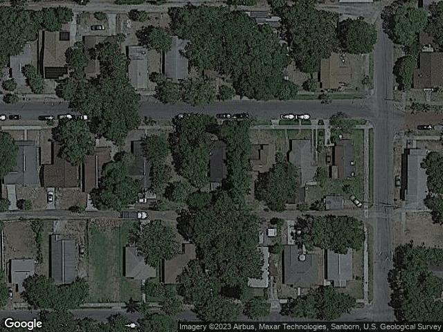 728 S Newton Ave St Petersburg, FL 33701 Satellite View