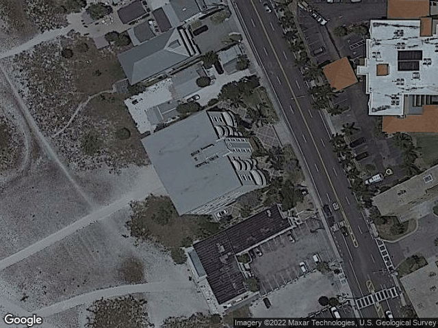 10324 Gulf Blvd #100 (201) Treasure Island, FL 33706 Satellite View