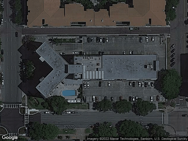 470 S 3rd St #202 St Petersburg, FL 33701 Satellite View