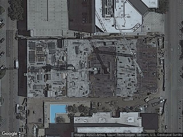 301 1st St S #3005 St. Petersburg, FL 33701 Satellite View
