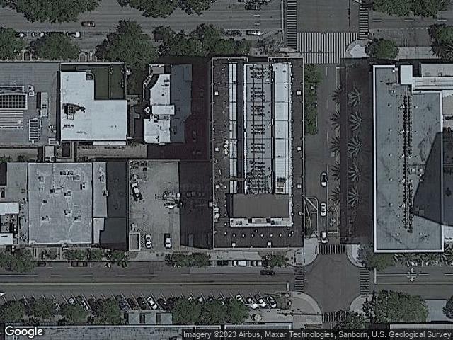 175 S 2Nd Street #909 St Petersburg, FL 33701 Satellite View