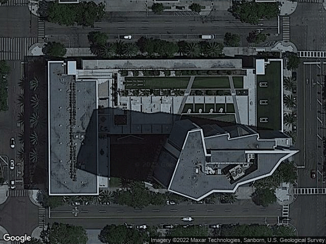 175 S 1st St #2203 St Petersburg, FL 33701 Satellite View
