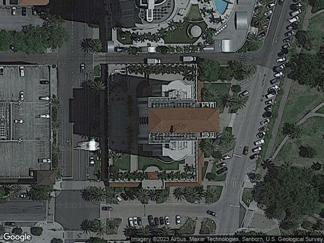 100 NE Beach Drive #601 St Petersburg, FL 33701 Satellite View
