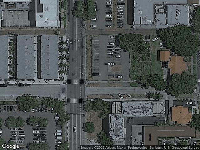 262 N 8Th Street St Petersburg, FL 33701 Satellite View