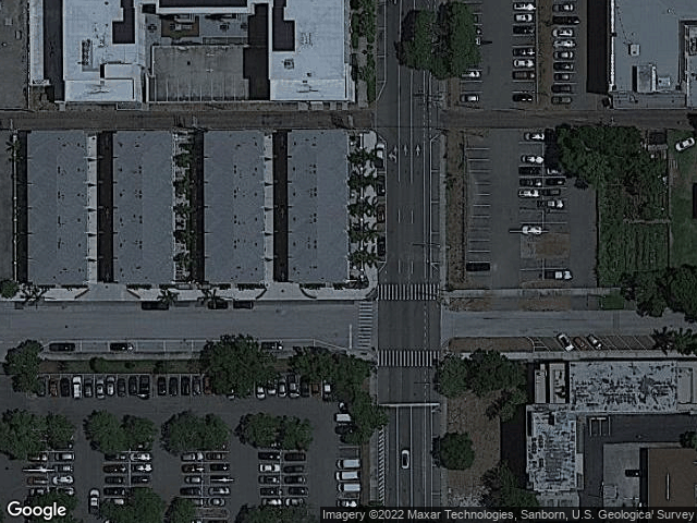 264 N 8Th Street St Petersburg, FL 33701 Satellite View