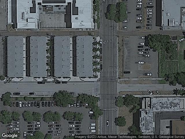 266 N 8Th Street St Petersburg, FL 33701 Satellite View