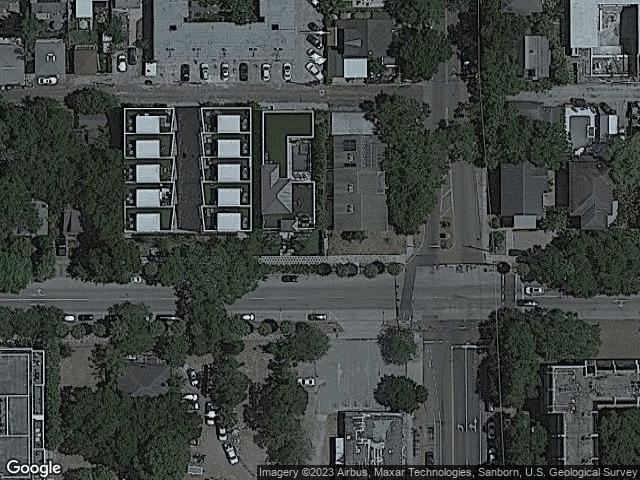 119 N 5Th Avenue St Petersburg, FL 33701 Satellite View