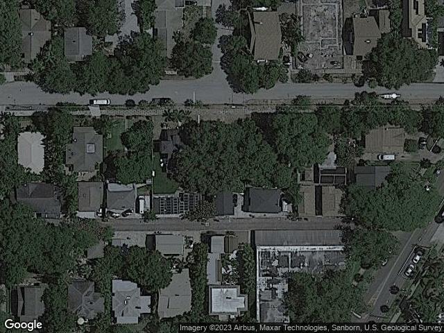 346 NE 9Th Avenue St Petersburg, FL 33701 Satellite View