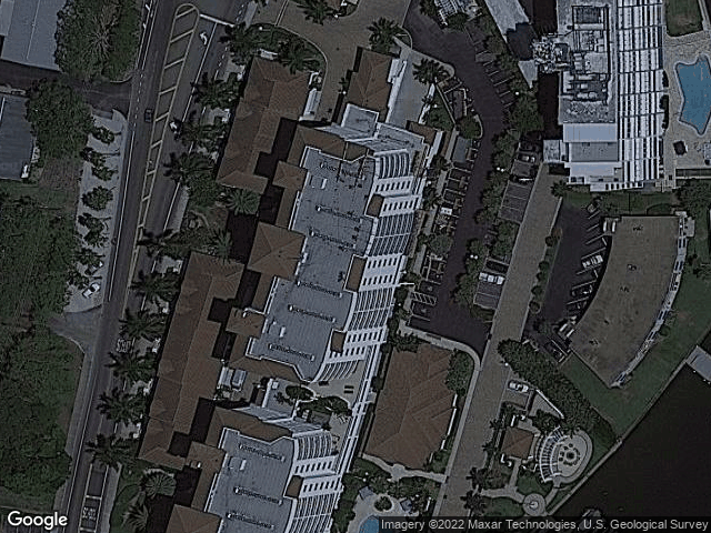 1325 NE Snell Isle Boulevard #502 St Petersburg, FL 33704 Satellite View