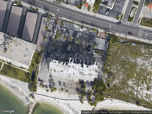 691 S Gulfview Boulevard #1420 Clearwater Beach, FL 33767 Satellite View