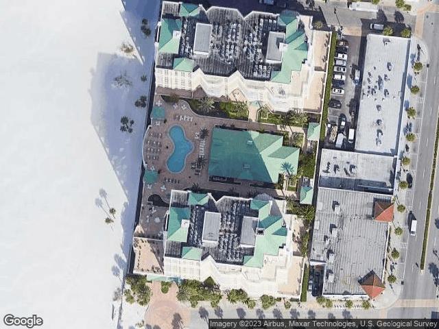 11 San Marco Street #507 Clearwater Beach, FL 33767 Satellite View