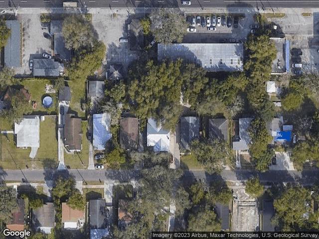1310 E Giddens Ave Tampa, FL 33603 Satellite View