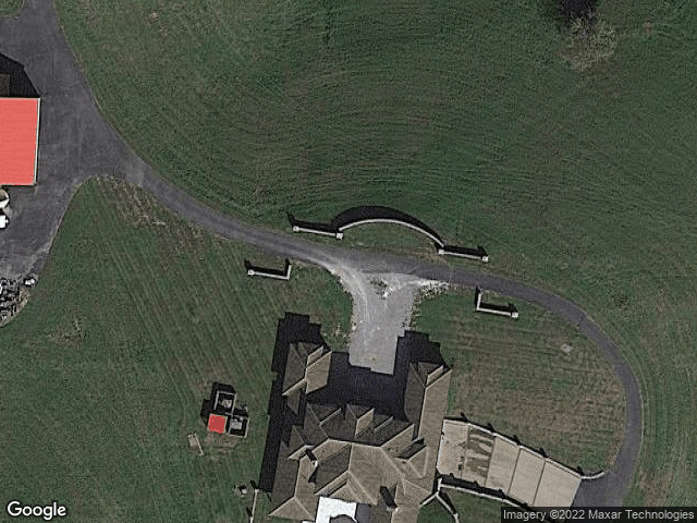 1266 Willis Branch Road Richmond, KY 40475 Satellite View