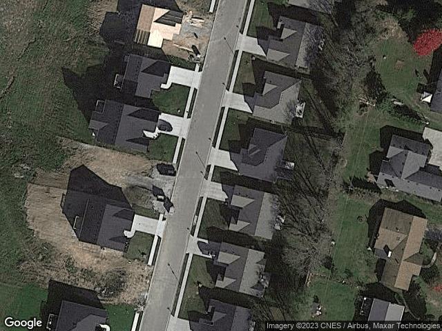 957 Auckland Richmond, KY 40475 Satellite View