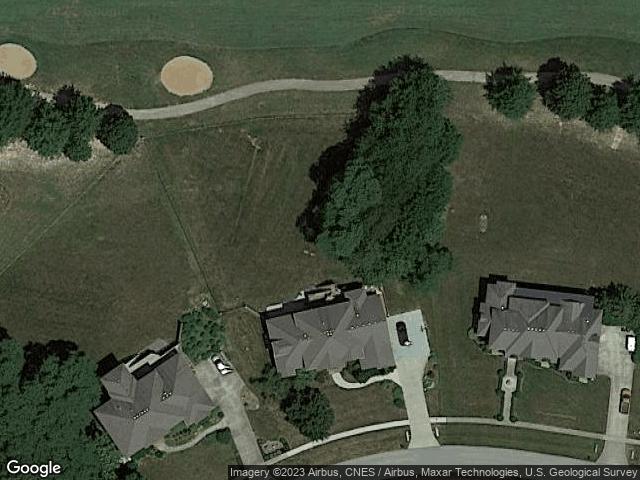 104 Silver Fox Drive Nicholasville, KY 40356 Satellite View