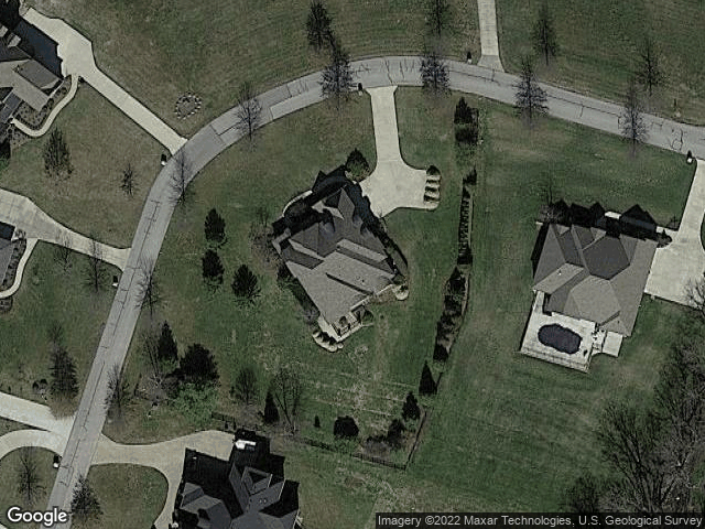 223 Golf Club Drive Nicholasville, KY 40356 Satellite View