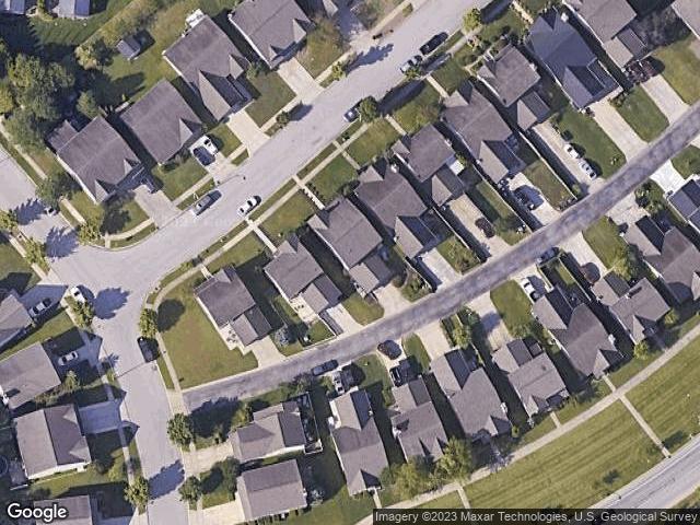 168 Acorn Falls Dr Lexington, KY 40509 Satellite View