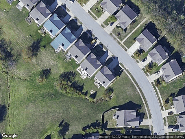 4529 Walnut Creek Dr Lexington, KY 40509 Satellite View