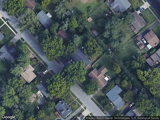 1025 Claiborne Way Lexington, KY 40517 Satellite View