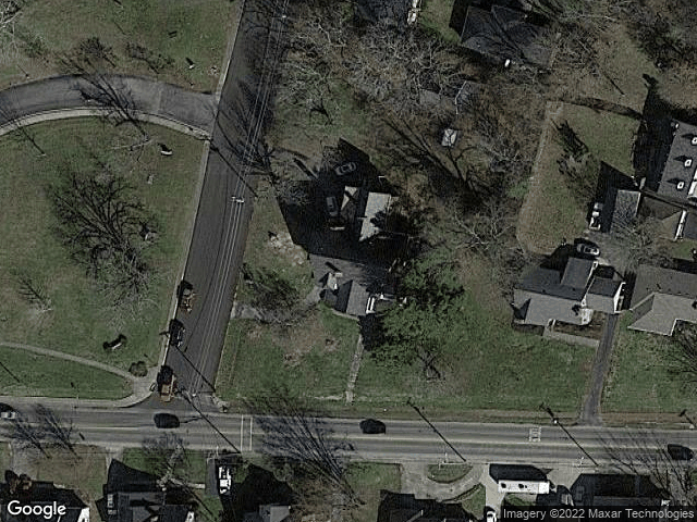 221 Belmont Ave Winchester, KY 40391 Satellite View