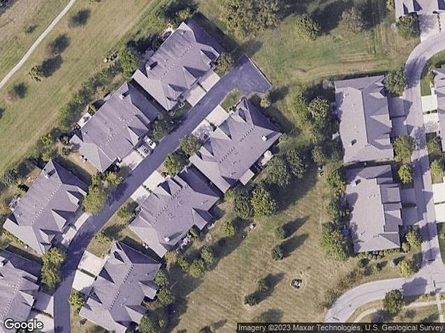 624 Blandville Road Lexington, KY 40509 Satellite View
