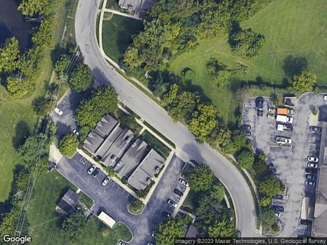 2414 Lake Park Road Lexington, KY 40502 Satellite View