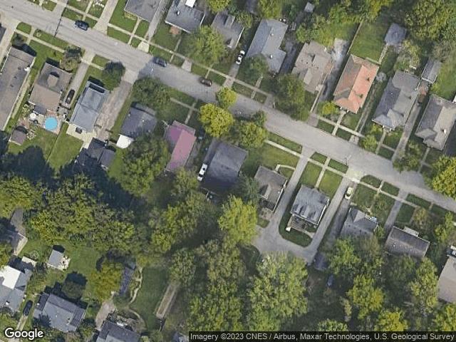 110 Penmoken Park Lexington, KY 40503 Satellite View