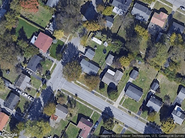 493 Barkley Lexington, KY 40503 Satellite View