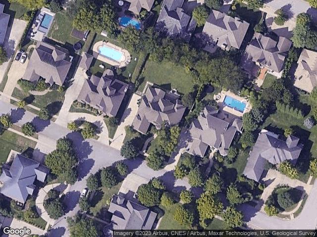 1309 Cordele Ln Lexington, KY 40513 Satellite View