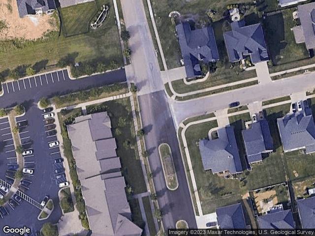 1656 Villa Medici Pass Lexington, KY 40509 Satellite View