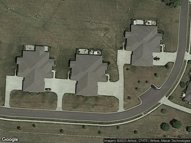 128 Rumsey Circle Versailles, KY 40383 Satellite View