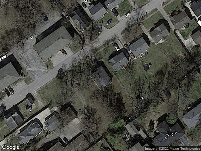 123 Gormley Dr Versailles, KY 40383 Satellite View