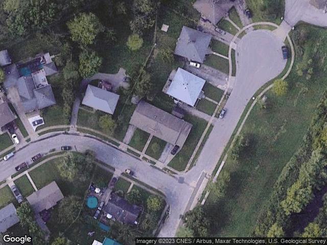 1067 Kelsey Drive Lexington, KY 40504 Satellite View