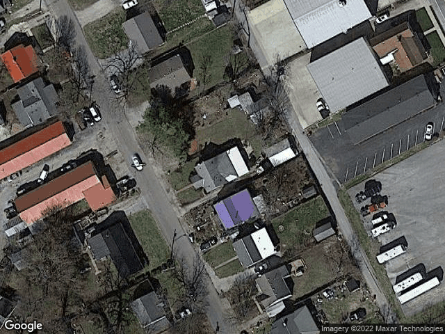 150 Virginia Ave Versailles, KY 40383 Satellite View