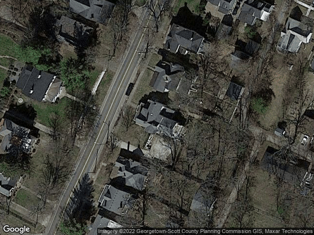 320 S Winter Street Midway, KY 40347 Satellite View