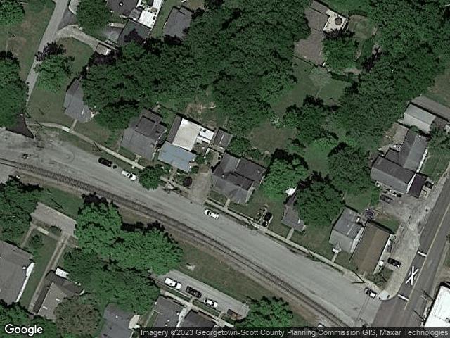 118 W Main Street Midway, KY 40347 Satellite View