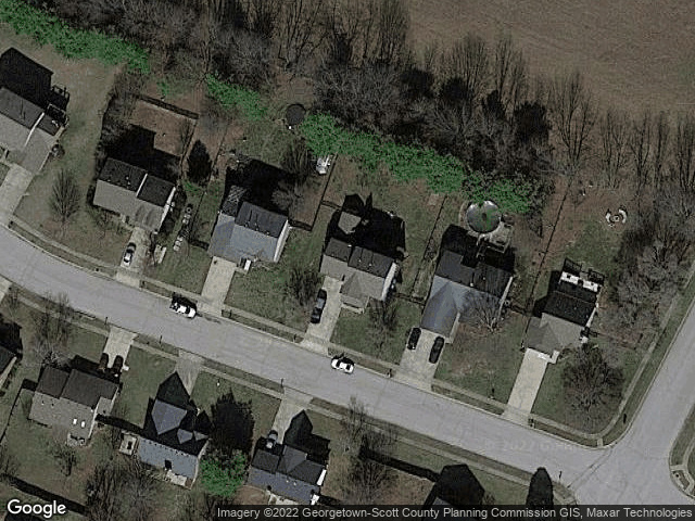 104 Cottage Grove Midway, KY 40347 Satellite View