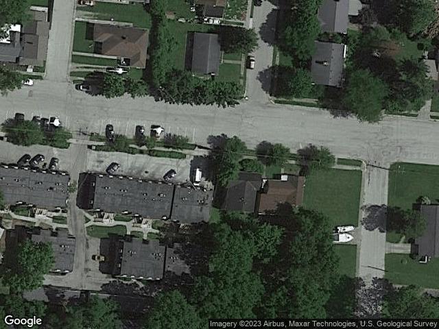 333 E Fourth Street Frankfort, KY 40601 Satellite View