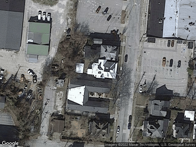 216 Conway St Frankfort, KY 40601 Satellite View
