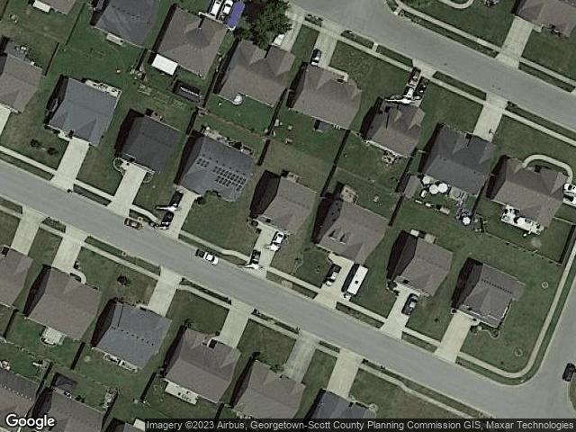 111 Rich Ln Georgetown, KY 40324 Satellite View