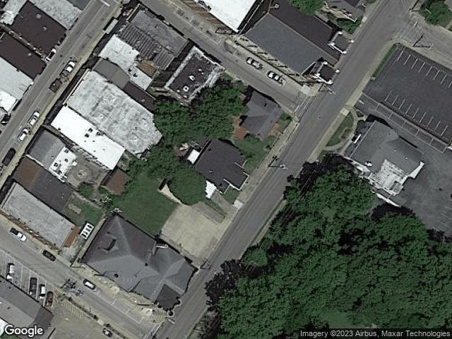611 Pleasant Street Paris, KY 40361 Satellite View