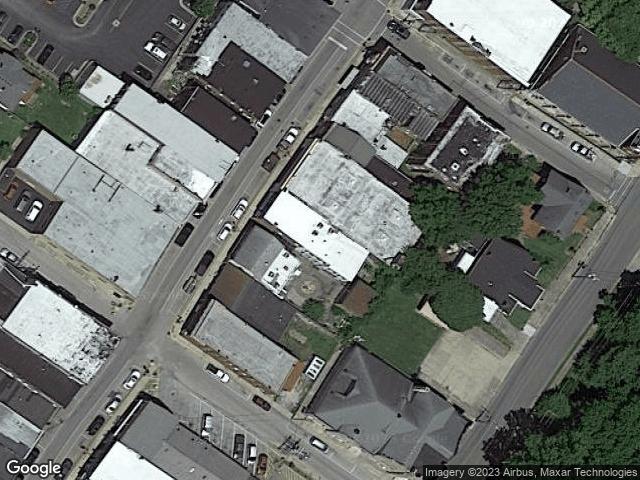616 Main Street Paris, KY 40361 Satellite View