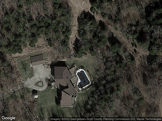 129 Forest Path Drive Georgetown, KY 40324 Satellite View
