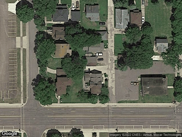 323 E Blue Earth Avenue Fairmont, MN 56031 Satellite View