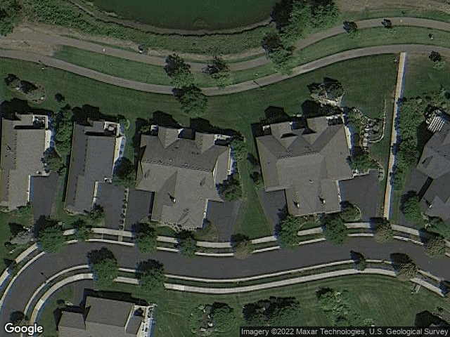 15849 Eastbend Way Apple Valley, MN 55124 Satellite View