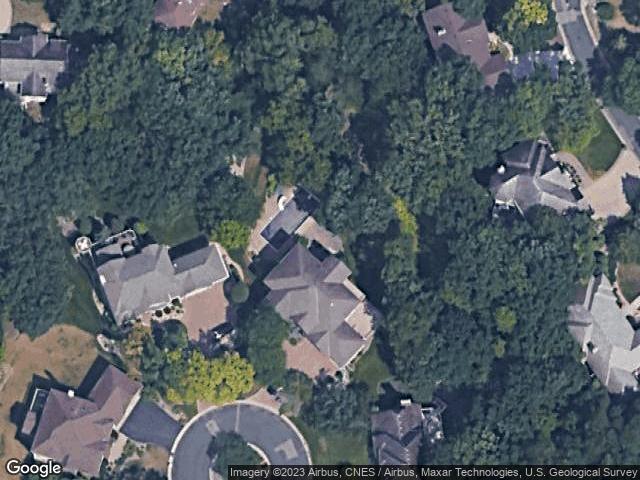 1504 Summit Oaks Court Burnsville, MN 55337 Satellite View