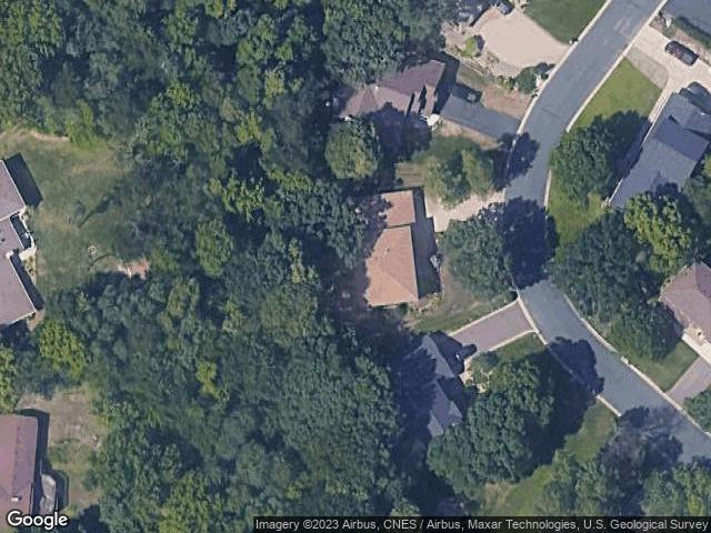 13758 Princeton Court Savage, MN 55378 Satellite View