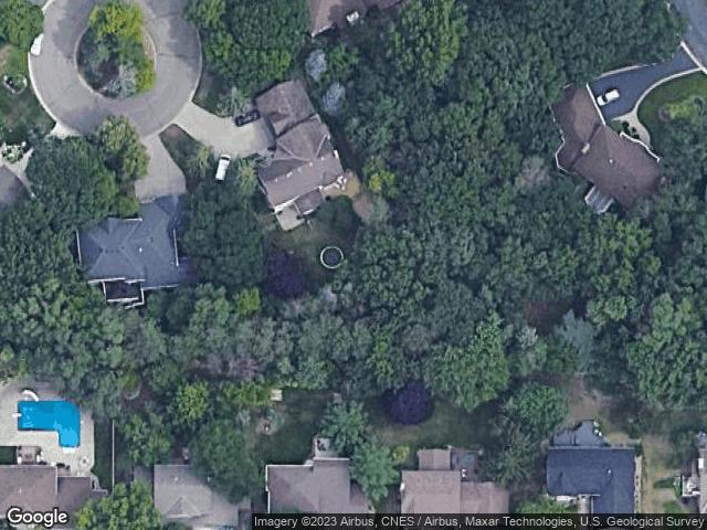 1452 Kings Wood Lane Eagan, MN 55122 Satellite View