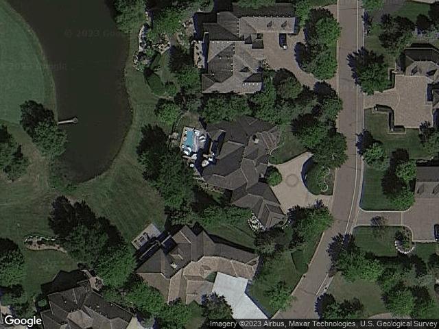 18370 Nicklaus Way Eden Prairie, MN 55347 Satellite View