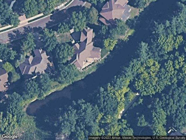 8751 Big Woods Lane Eden Prairie, MN 55347 Satellite View